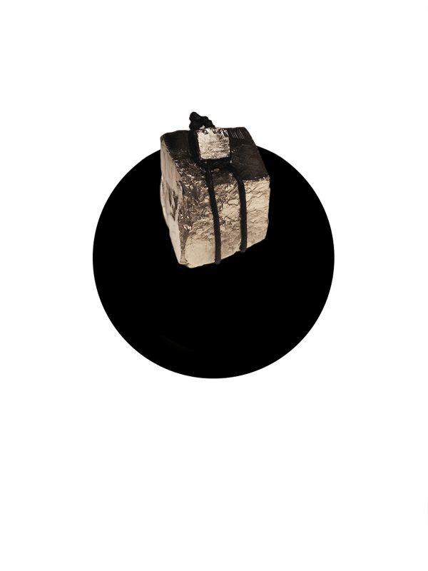Iva Sokovic Pyrite Cube